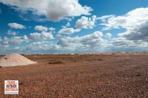 Coober Pedy landscape, South Australia