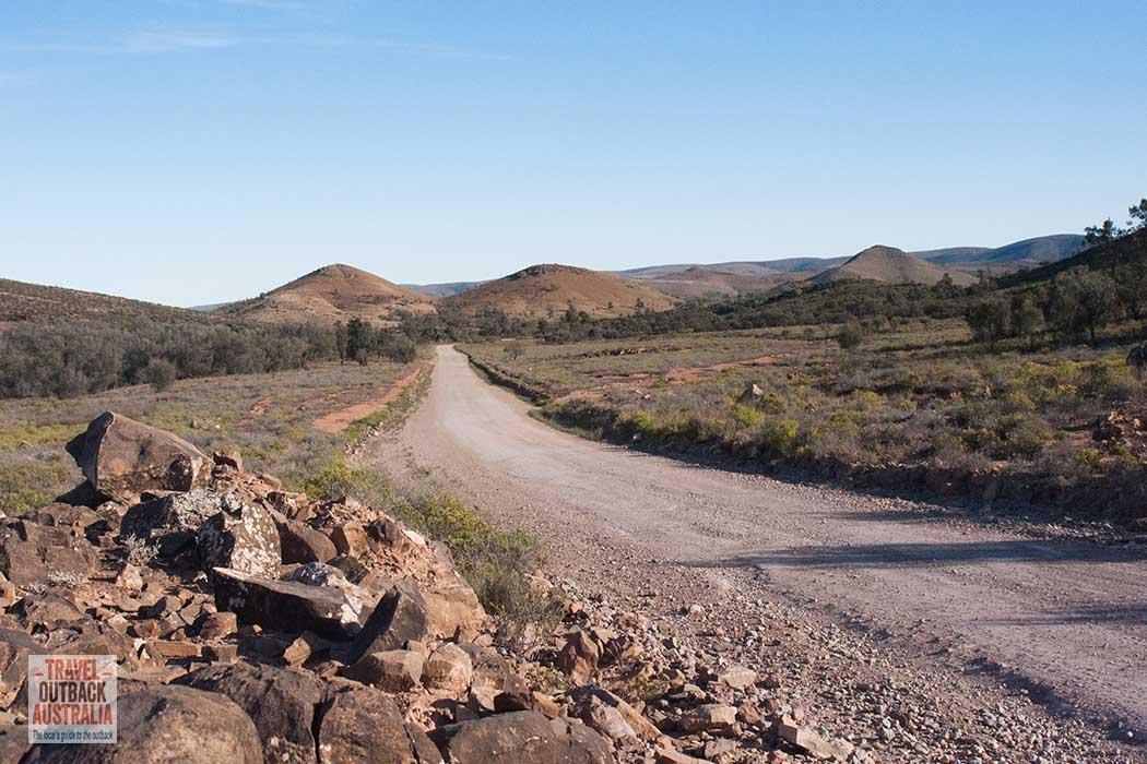 Glass Gorge, Flinders Ranges, South Australia