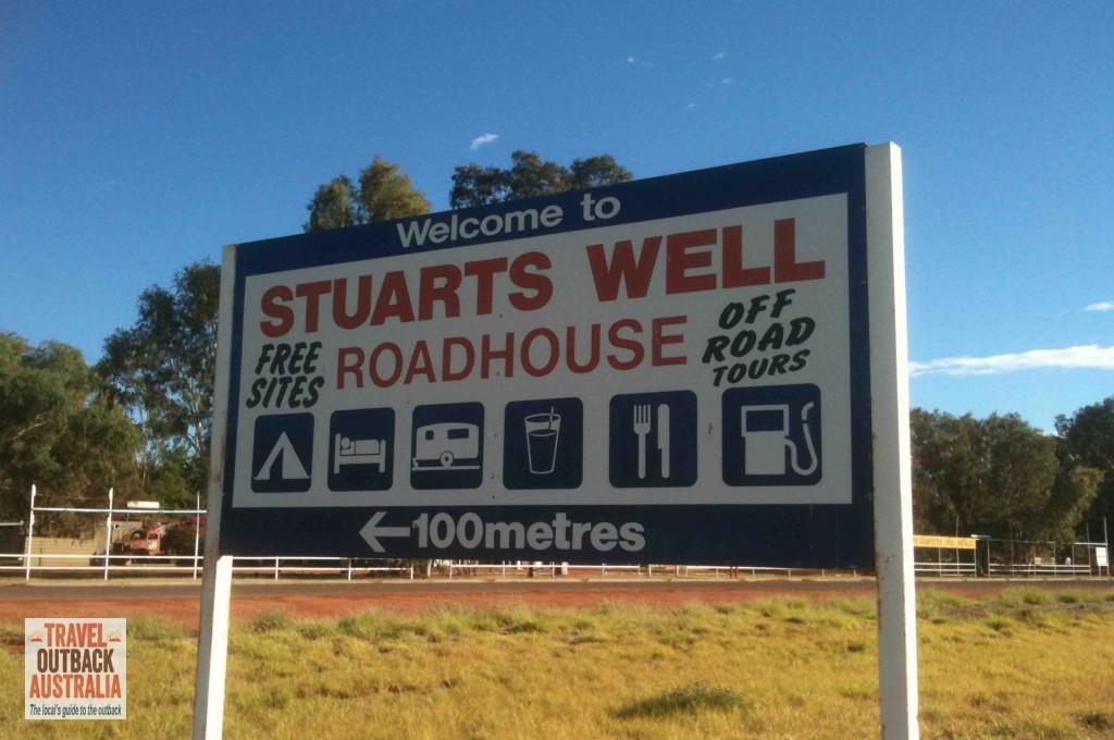 Stuarts Well