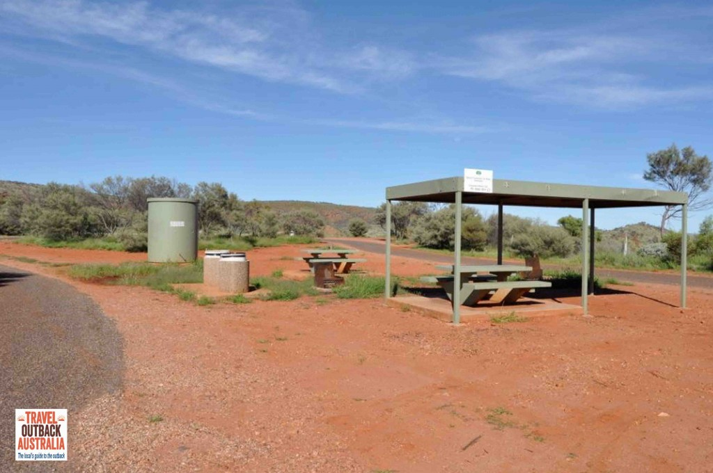 Point Howard, free camping, Red Centre Way