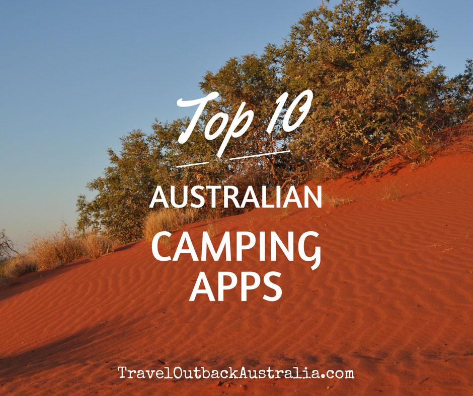 10 Great Australian Camping Apps