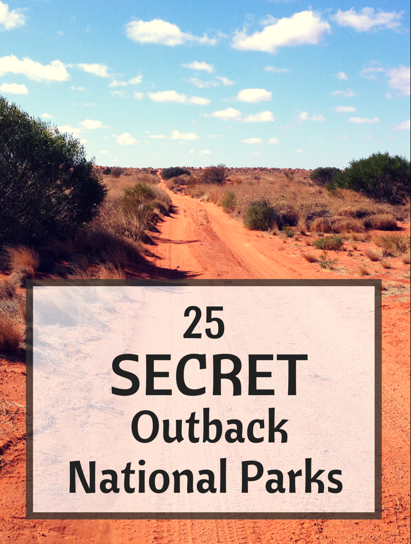 outback national parks