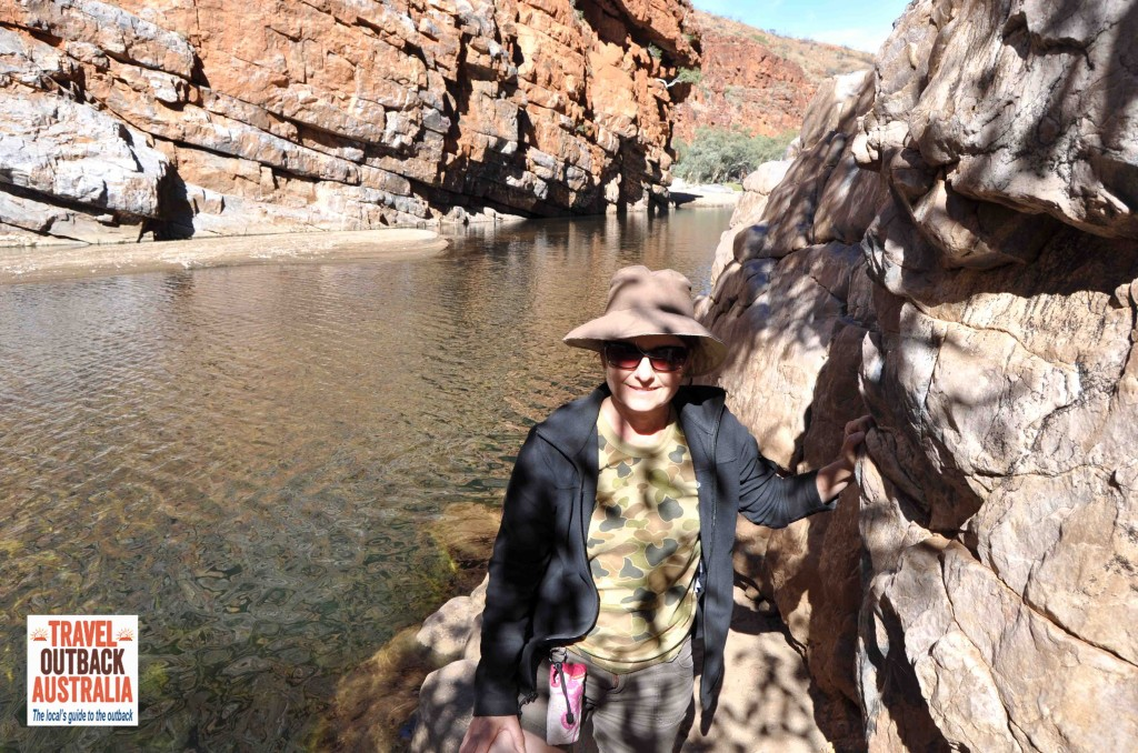Ruby Gap Nature Park, Alice Springs, East MacDonnell Ranges