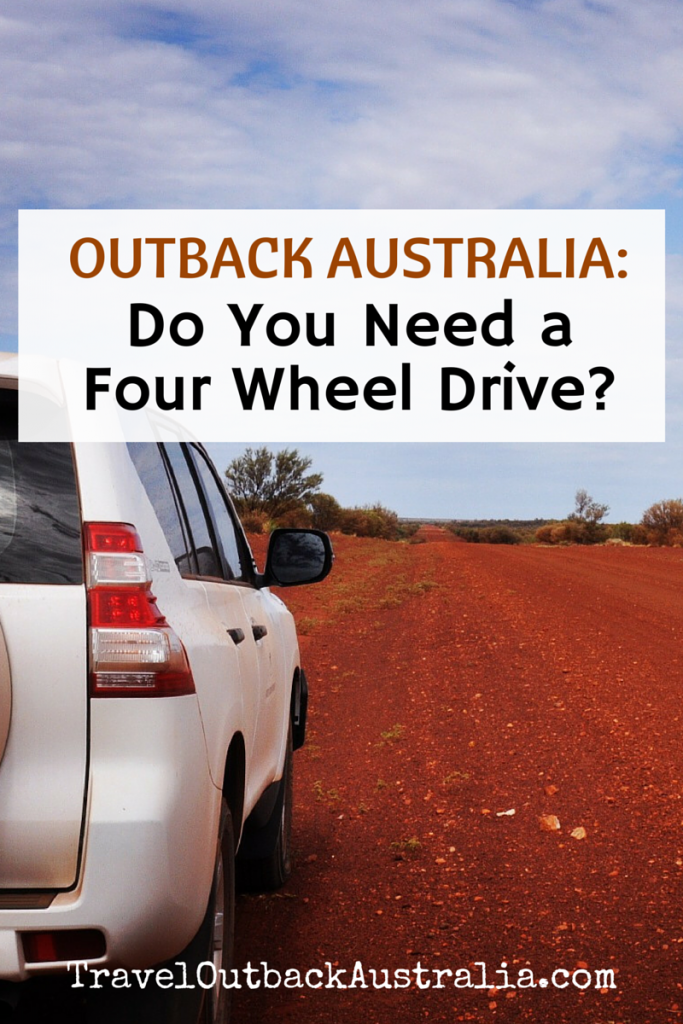 Outback Australia: Do You Need a 4WD?