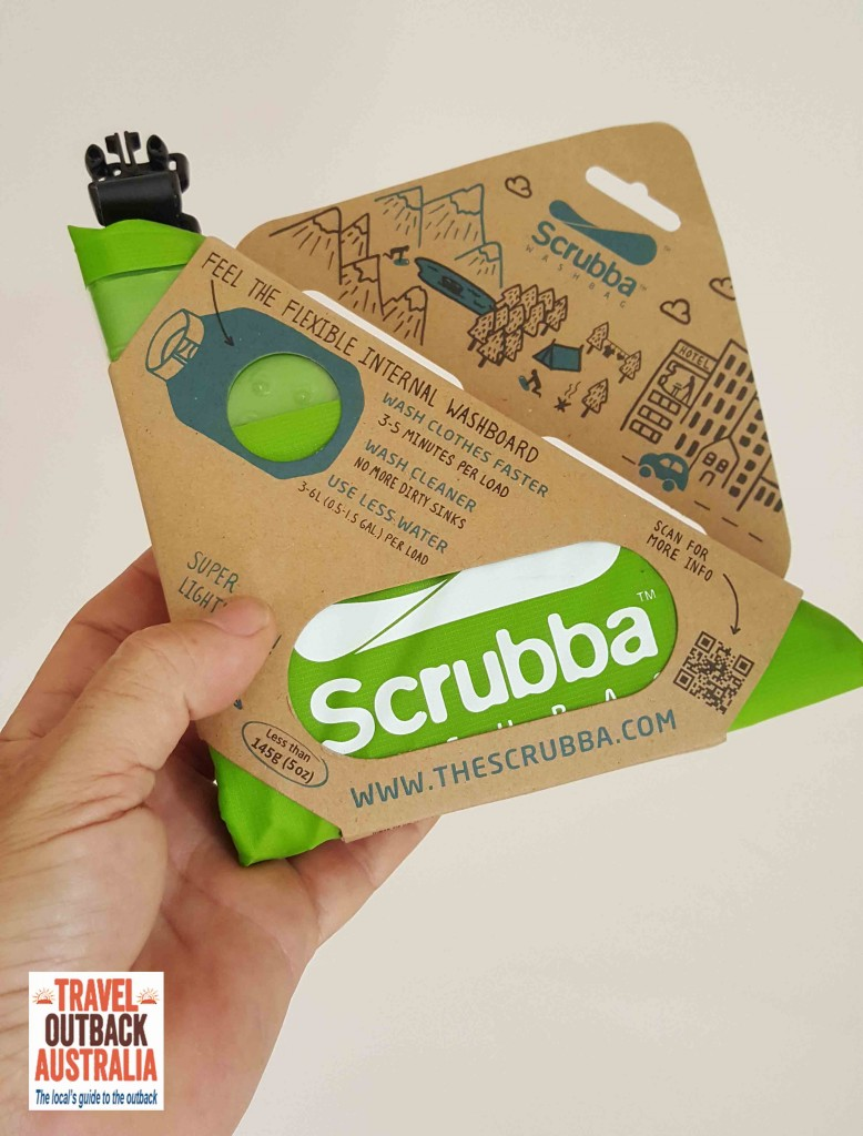 Here S What The Scrubba Looks Like Packaged We Were Quite Surprised How Large It Was When Unboxed