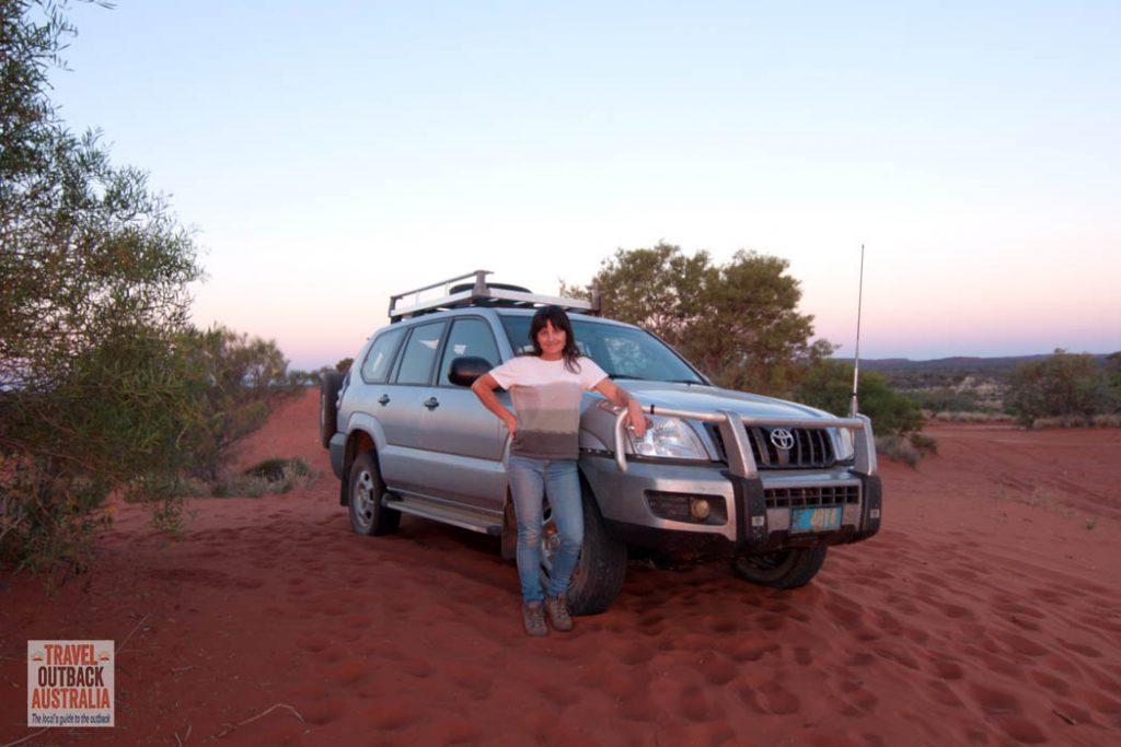 Amanda-4WD