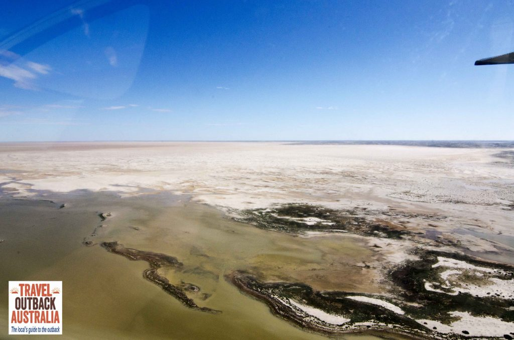 Lake Eyre flights