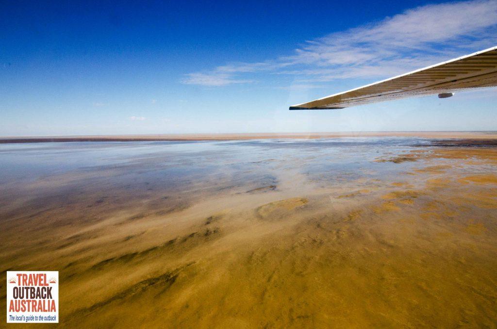 Lake Eyre flights