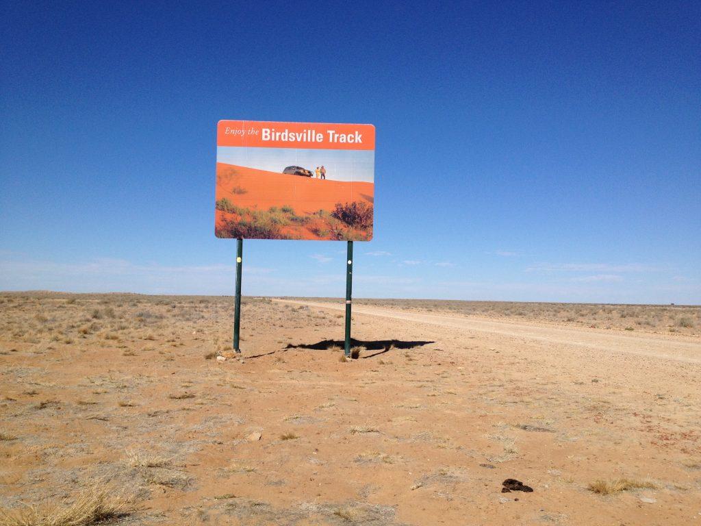 Birdsville Track, outback, South Australia