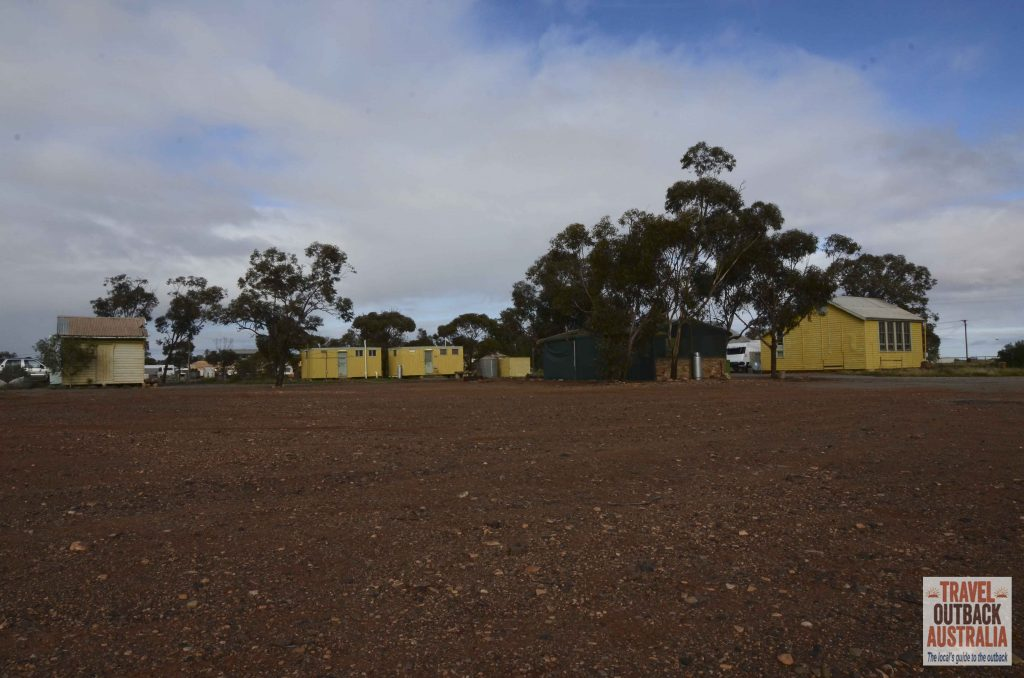 Parachilna campground, Parachilna, South Australia
