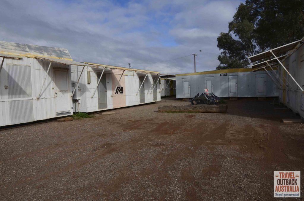 Parachilna accommodation, Parachilna, South Australia
