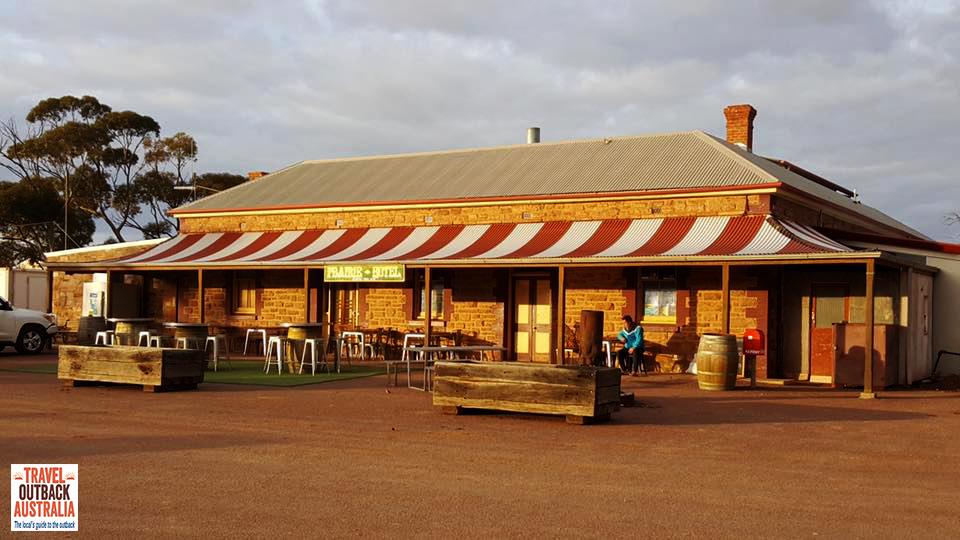 Prairie Hotel, Parachilna, South Australia
