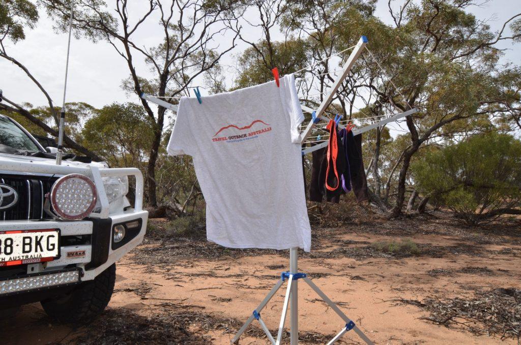 Camec Folding Clothes Line