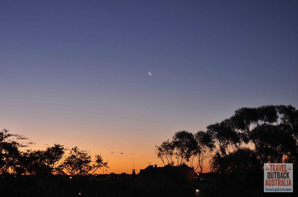 Kalgoorlie sunset, AustraliasGoldenOutback, Western Australia
