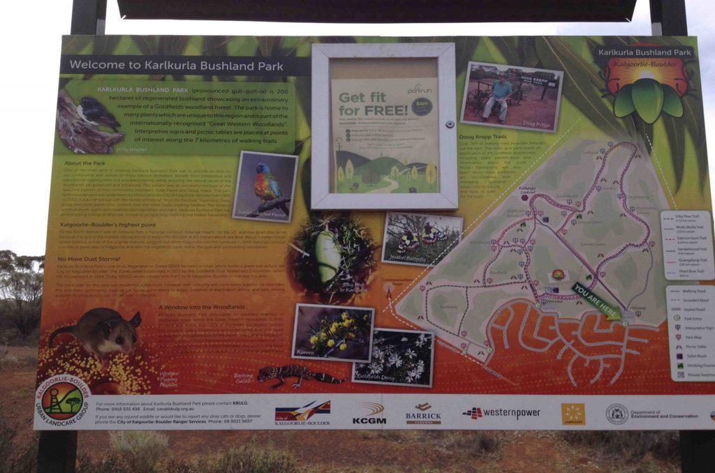 Karlkurla Park, Kalgoorlie, Western Australia
