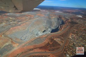 Kalgoorlie, superpit, Western Australia