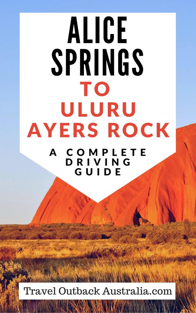 Alice springs to uluru driving guide - Alice springs tourist office ...