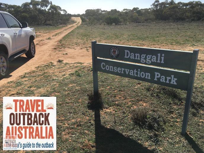 Danggali Conservation Park, Outback Australia, South Australia