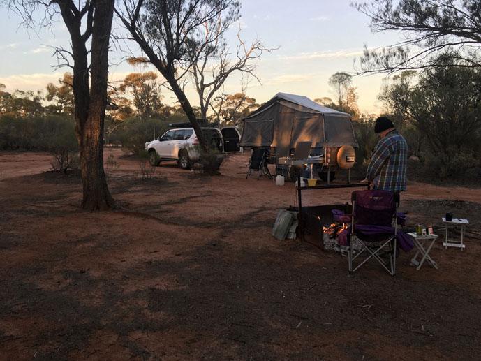 Danggali Conservation Park, South Australia