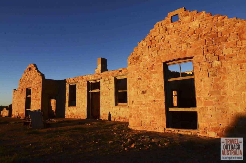 Farina, Outback South Australia, Transcontinental Hotel