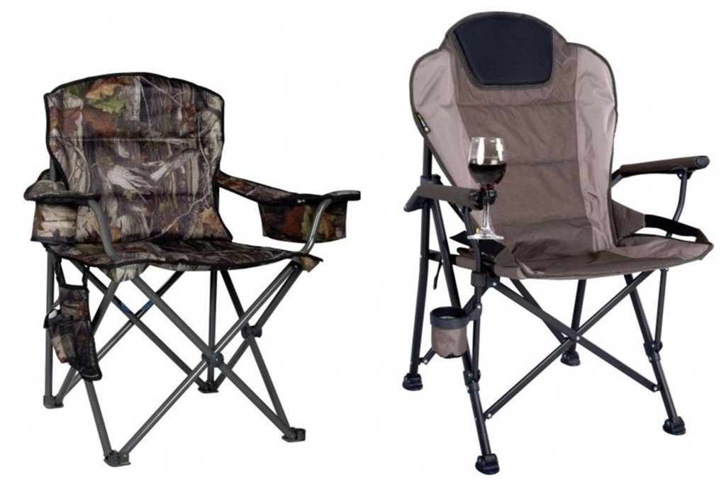 Oztrail Folding Camp Chairs
