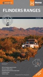 HEMA Flinders Ranges Map