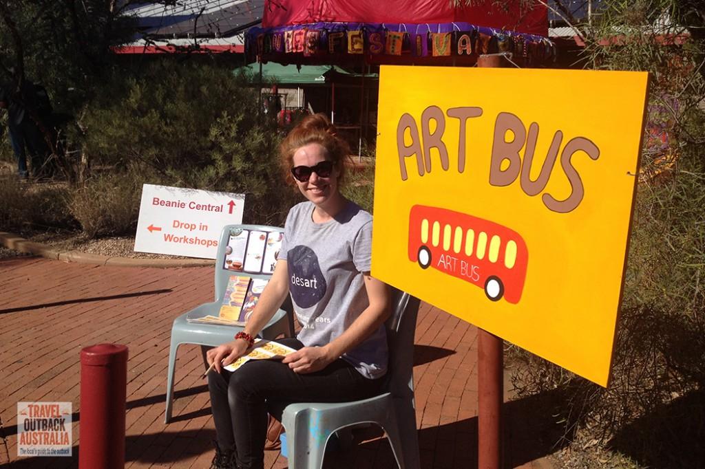 Alice Springs, Aboriginal art centres