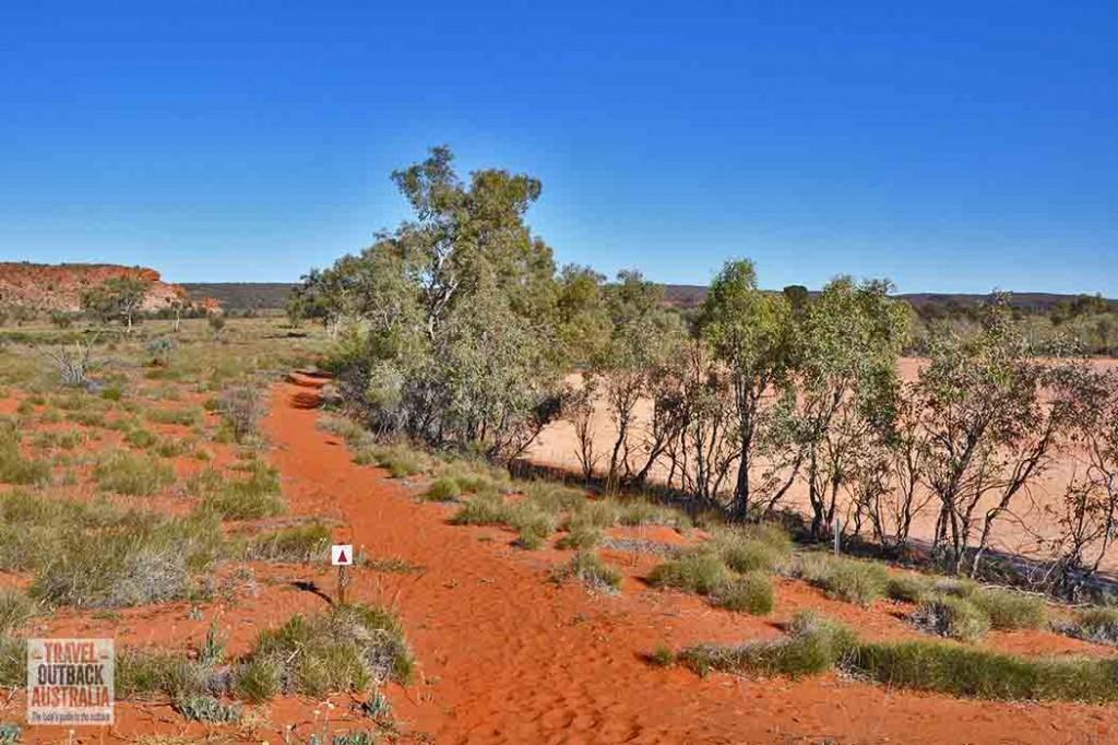 Rainbow Valley, Alice Springs, outback Australia