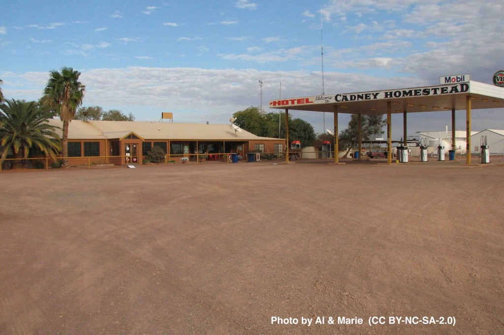 Cadney Roadhouse, South Australia