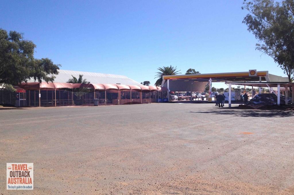 Erldunda Roadhouse, Northern Territory