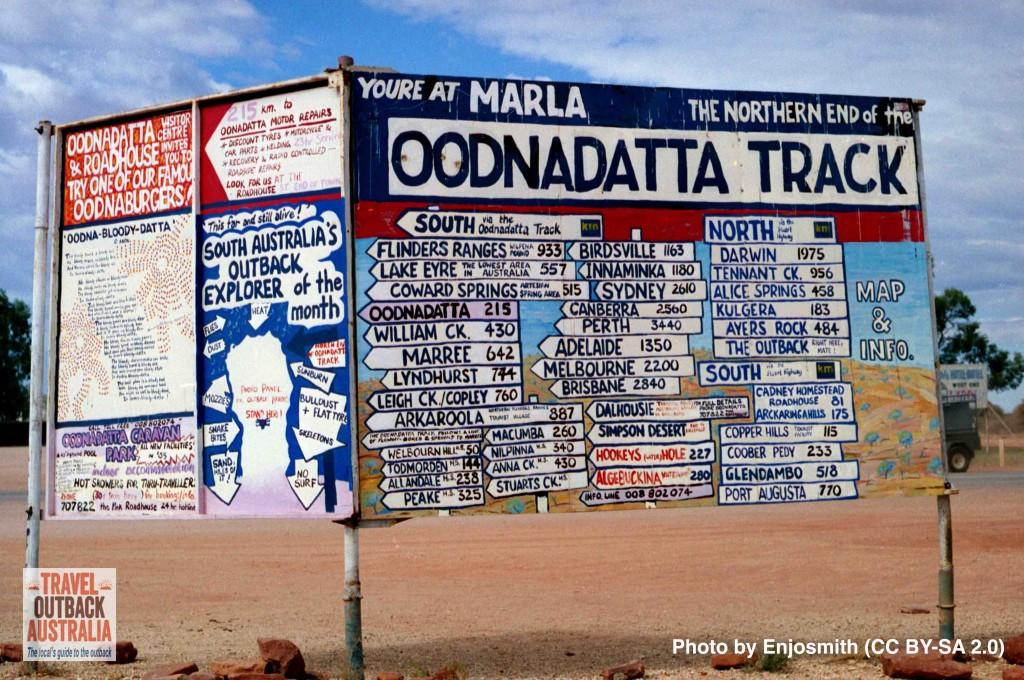 Marla, South Australia