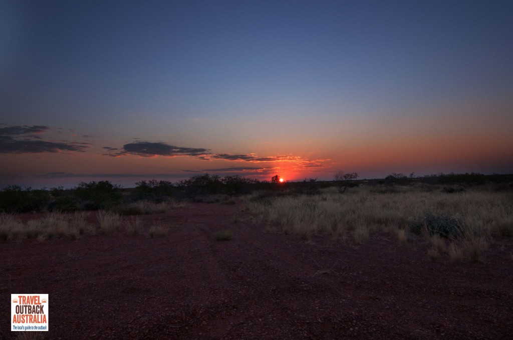 Kintore-sunset