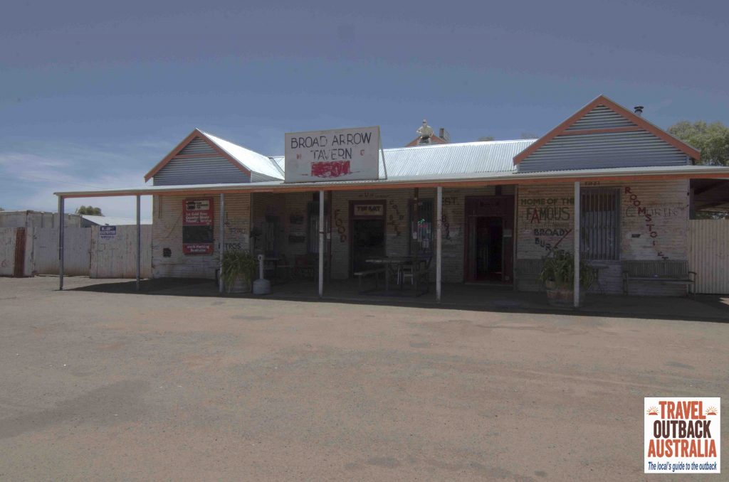 Broad Arrow Pub, Kalgoorlie, Western Australia