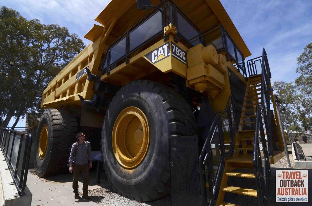Hannans North Tourist Mine, Kalgoorlie, Western Australia