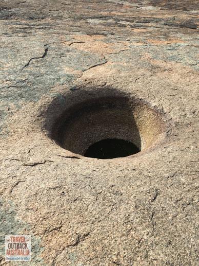 Rockhole, Nalara Rocks, South Australia