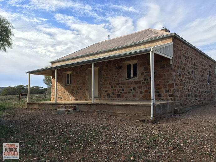 Old Paney Homestead, Gawler Ranges, South Australia