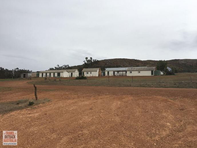Shearers Quarters, Gawler Ranges, South Australia