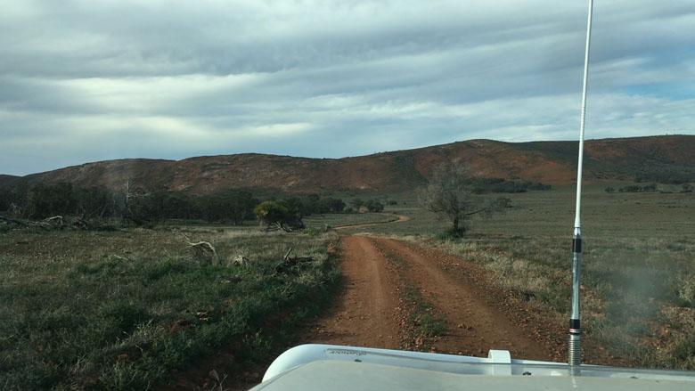 Gawler Ranges, South Australia