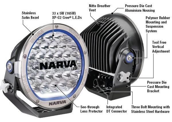 Narva Wiring Diagram Spotlights